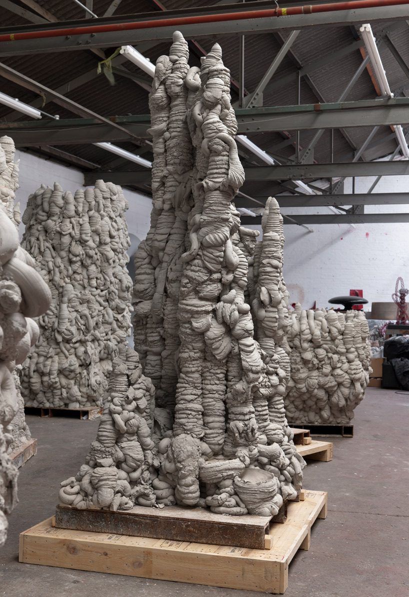 Anish Kapoor 3d Printing In Cement