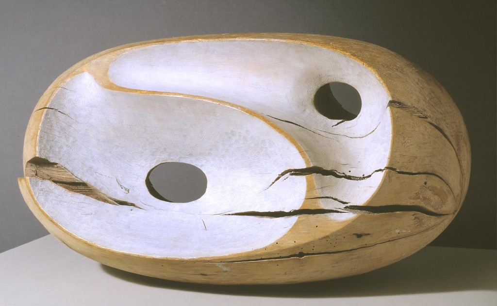 Tides I 1946 Dame Barbara Hepworth 1903-1975 Presented by Ben Nicholson OM 1975 https://www.tate.org.uk/art/work/T02008