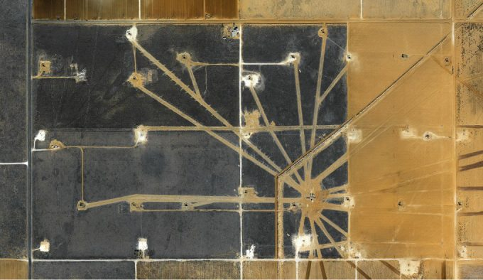 Mishka Henner, Levelland Oil Field #2, Hockley County, Texas