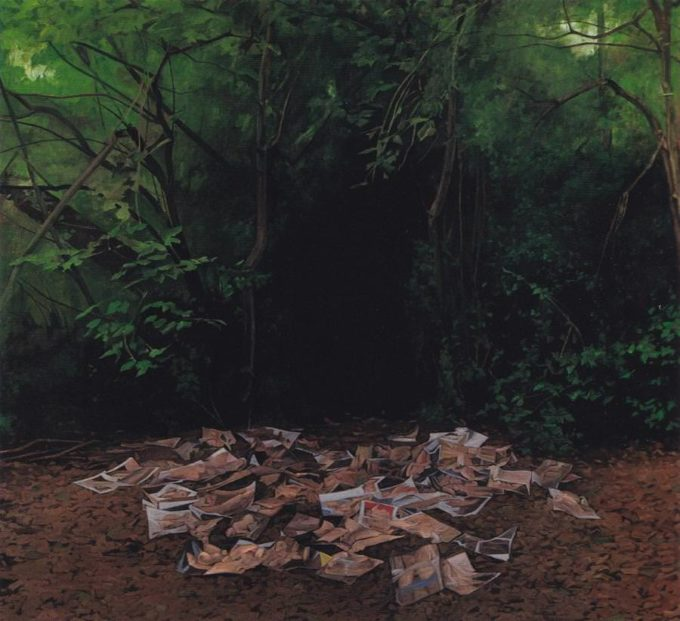 George Shaw, Natural Selection, 2015-16