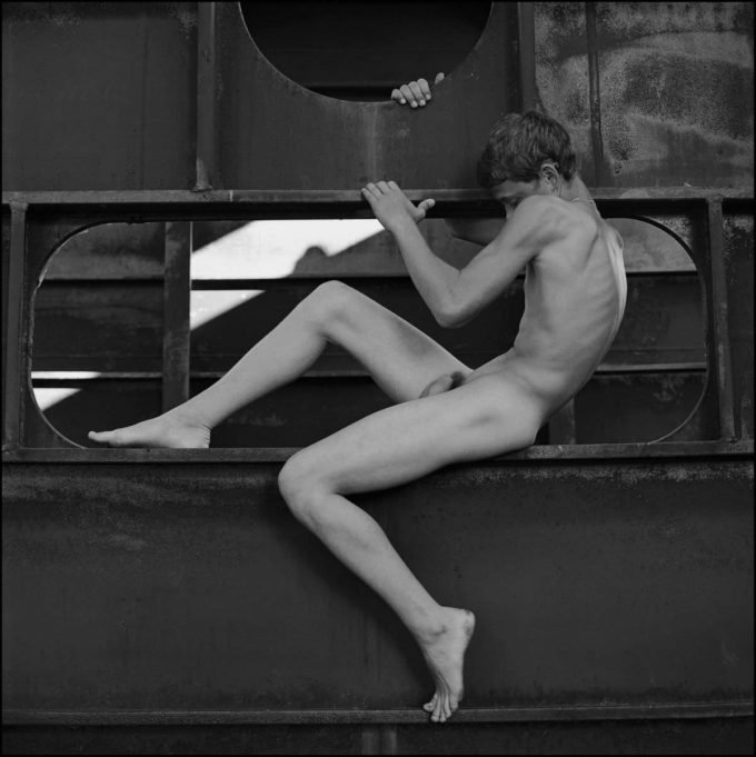 Photography by Evgeny Mokhorev - Maxim, Fort Konstantin 2004