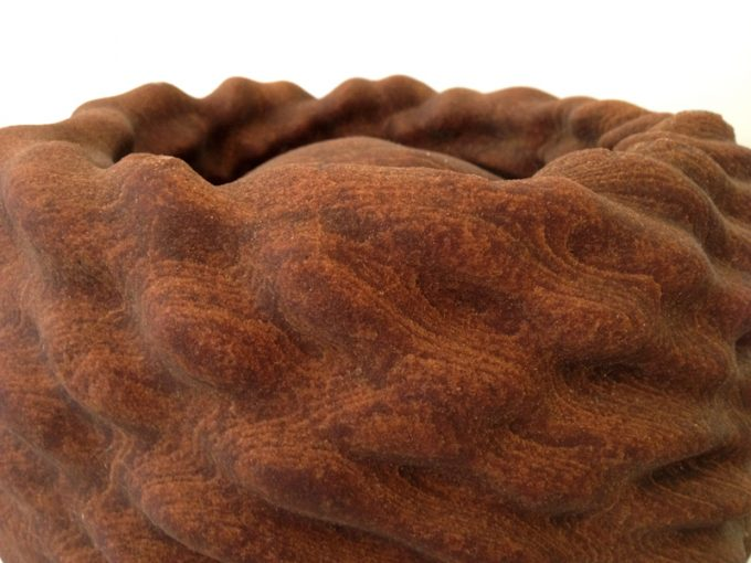 Burl, a 3d printed wood sculpture by Emerging Objects