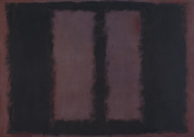 Mark Rothko's Black on Maroon after conservation